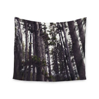 "Leah Flores ""Woods"" Forest Wall Tapestry"