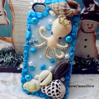 iphone 4 case iphone 5 case nautical Ocean by iPhoneCasesStore