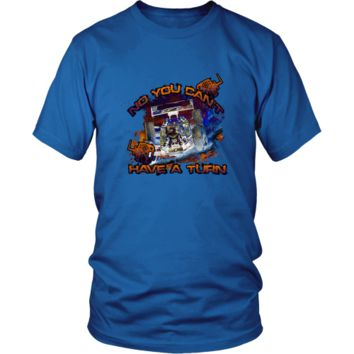 RC Cars T-Shirt - No you can't have a turn