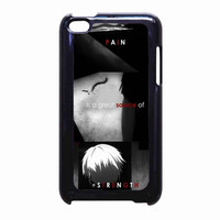 Tokyo Ghoul Quotes FOR IPOD TOUCH 4 CASE *PS*