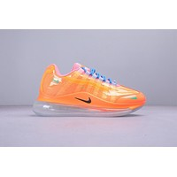 Nike Air Max 720/95 Heron Preston By You stylish full palm Air running shoes