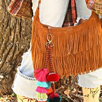 THE GUTHRIE HOBO BAG-BROWN - Junk GYpSy co.