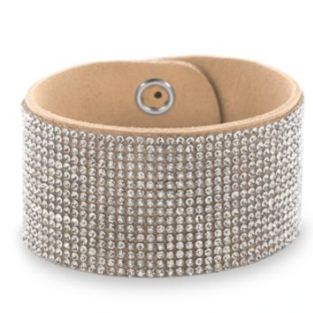 16 Row sparkle wrap bracelet