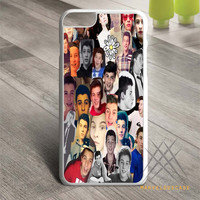 Shawn Mendes Collage 2 Custom case for iPhone, iPod and iPad
