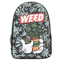 Dope Weed Backpack