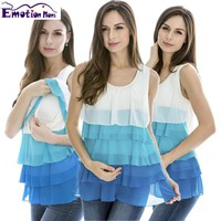 Emotion Moms Maternity Clothes maternity Vest Top Breastfeeding clothes For Pregnant Women Nursing Tank Tops pregnancy Camis