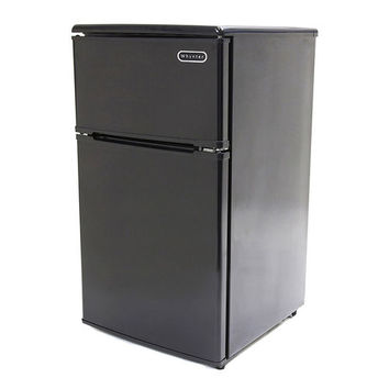 Whynter 3.1 Cu Ft Energy Star Compact Double Door Refrigerator
