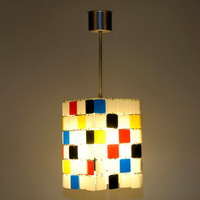 acrylic,perspex,plexiglas,color,handmade,acrylic light,light,chandelier,hanging lamp,design,pop,Hanging Lamp 96 (PPD HL-96)