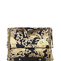 Lanvin - Sugar Medium Brocade Shoulder Bag - Saks Fifth Avenue Mobile