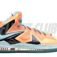 "lebron 10 elite ""peach jam"" - Nike Basketball - Nike 