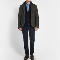 Incotex - Montedoro Quilted Down-Filled Blazer | MR PORTER