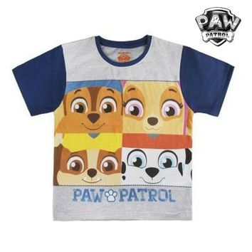 Child's Short Sleeve T-Shirt The Paw Patrol 6602 (size 5 years)