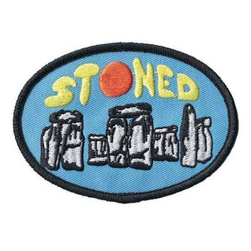 Stoned Stonehenge Patch