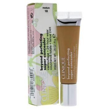 Clinique Beyond Perfecting Super Concealer Camouflage Plus 24-Hour Wear - 18 Medium By Clinique For Women - 0.