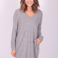 Name The Day Sweater Dress