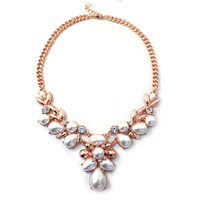 Women Moment of Luxe Plated Necklace