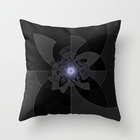 Tron Throw Pillow by 2sweet4words Designs