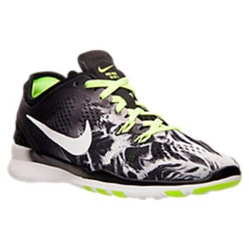 Women's Nike Free 5.0 Tr Fit 5 Print Training Shoes | Finish Line