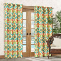 Waverly Sun-n-Shade Santa Maria Indoor Outdoor Curtain - 52'' x 95''
