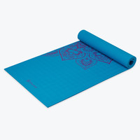 Sol Studio Select Mandala Sticky-Grip Yoga Mat (5mm) - Gaiam