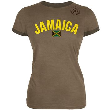 Jamaica Soccer Juniors T-Shirt