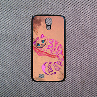 S4 mini case,S3 mini case,Samsung Galaxy S4 case,Samsung S4 Active case,Samsung Galaxy S5 case,Samsung Galaxy S3 case,Alice in Wonderland.