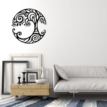 Vinyl Wall Decal Tree Of Life Ornament Nature Celtic Symbol Stickers (3626ig)
