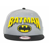 DC Comics Character Hero Block Snapback 9FIFTY Cap