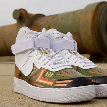 "Nike Air Force One High ""MILI"""
