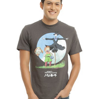 Studio Ghibli Howl's Moving Castle Turnip-Head T-Shirt