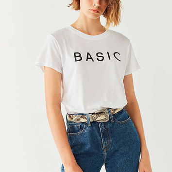 Sub Urban Riot Basic Tee | Urban Outfitters