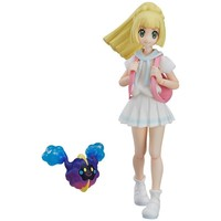 Pokemon figma Action Figure : Lively Lillie [PRE-ORDER] - HYPETOKYO