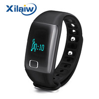 New Smart Wristbands Bluetooth Heart Rate Touch Bracelet Health Monitoring Pedometer waterproof for andriod Smart bracelet T30