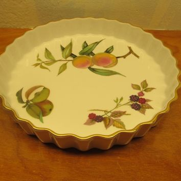royal worcester baking dish
