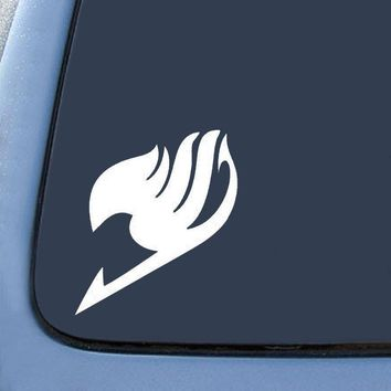 "5.5"" Fairy Tail Logo Vinyl Decal Sticker for Car Auto Window Wall Laptop Notebook"