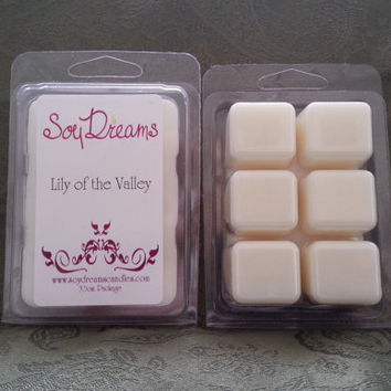 Lily of the Valley - Soy Tart Melts