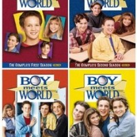 Boy Meets World: Seasons 1-4