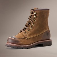 Brown DAKOTA MID LACE by TheFryeCompany,