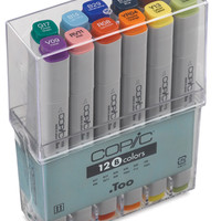 22110-0129 - Copic Original Marker Sets - BLICK art materials