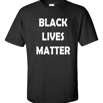 BLACK LIVES MATTER t-shirt protest tyranny