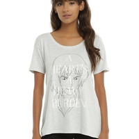 Her Universe Studio Ghibli Howl's Moving Castle Heart's A Heavy Burden Girls T-Shirt