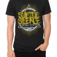 Suicide Silence Chain Snake T-Shirt