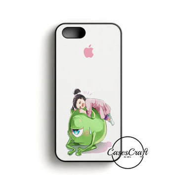 Monster Inc Cute Mike And Boo iPhone 5/5S/SE Case