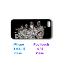 Duck Dynasty -- iPhone 4 case, iphone 5 case, ipod touch 4, ipod touch 5 case, personalized phone case