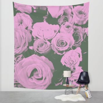 Mother May I Wall Tapestry by Ducky B