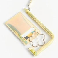Transparent Card Case Pouch | Urban Outfitters