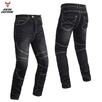 Strength speed - CE gear - updated version with knee protection  climbing-inspired pants motorcycle racing trousers jean