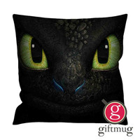 How to train your dragon eye Cushion Case / Pillow Case