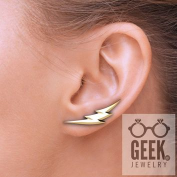 A Bolt and Flash of Lightning- Quick Ear Climbers