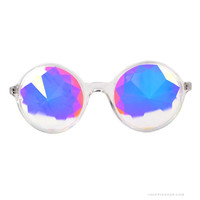 Rainbow Kaleidoscope Glasses on Sale for $14.95 at The Hippie Shop